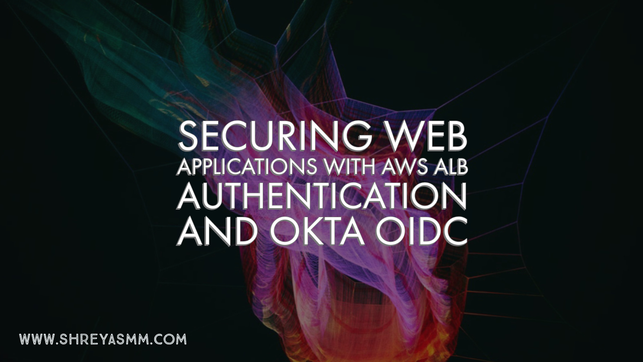 AWS ELB Authentication with OKTA